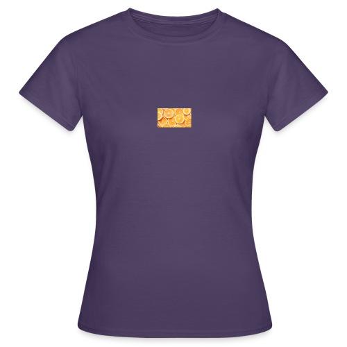 orange - Frauen T-Shirt