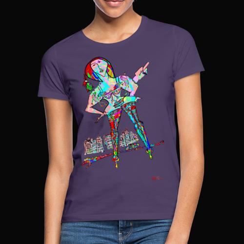 Wormstreet - Frauen T-Shirt