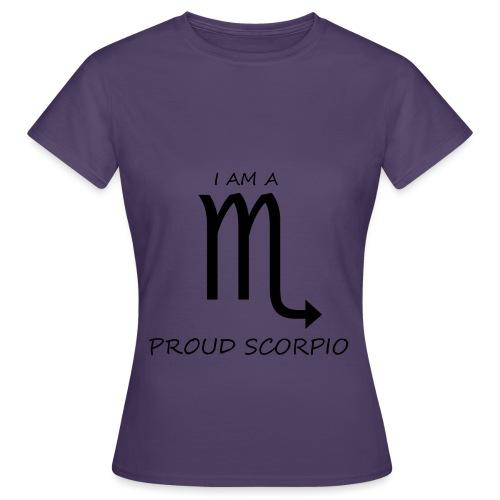 SCORPIO - Women's T-Shirt