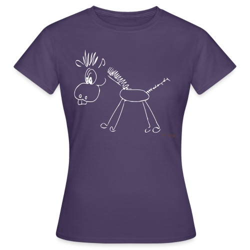 Pferdchen - T-shirt Femme