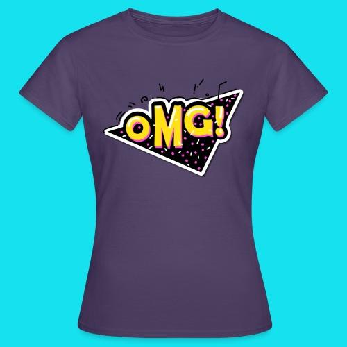 OMG! - Camiseta mujer