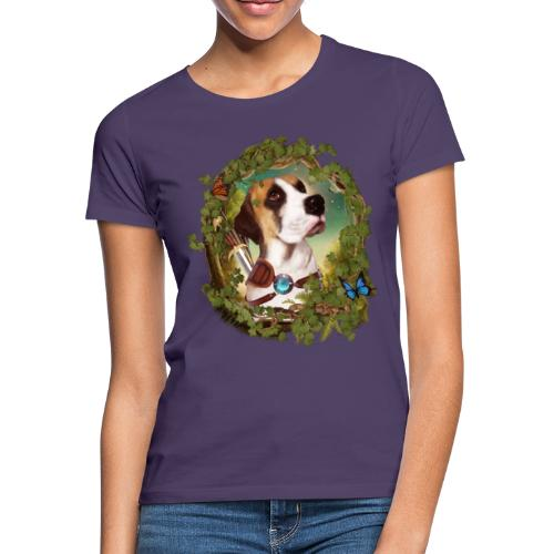 Fantasy Dog - Maglietta da donna