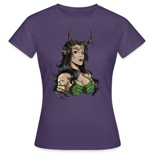 Sexy Dryade - T-shirt Femme