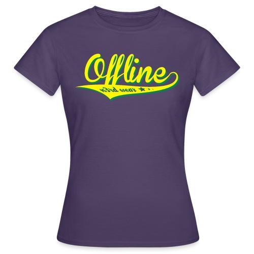 Offline - Frauen T-Shirt