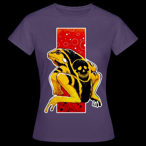 Death Frog - Koszulka damska