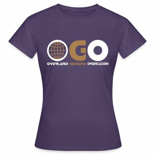 OGO-19 - T-shirt Femme