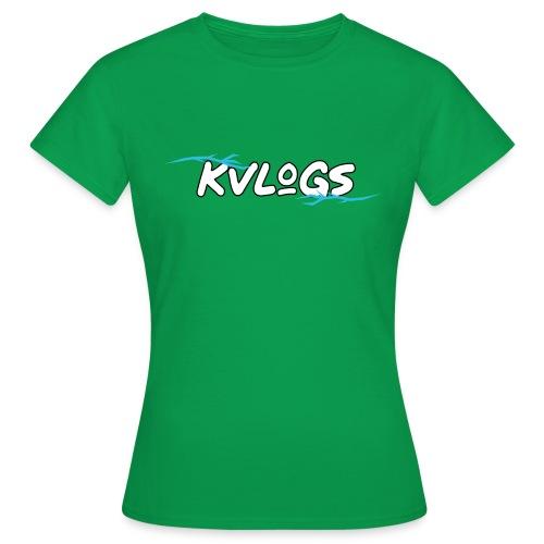 K Vlogs - Vrouwen T-shirt
