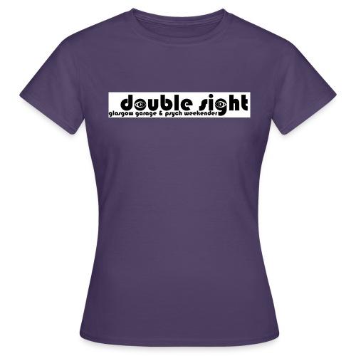 DS logo 16 working - Women's T-Shirt