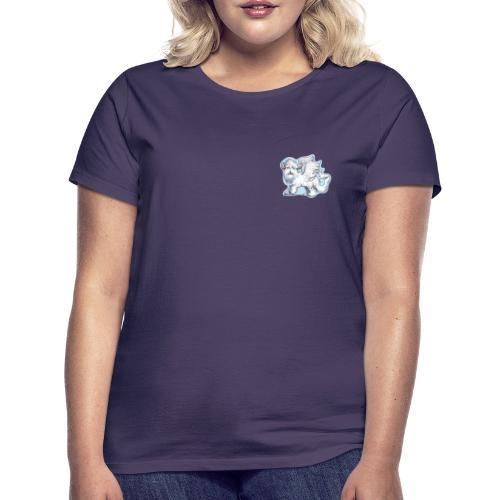 Canidragon - T-shirt Femme