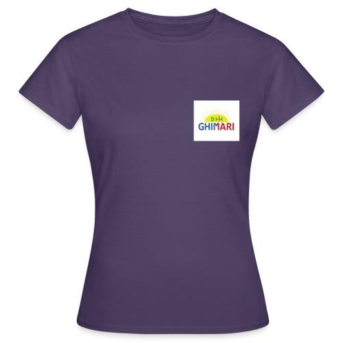 GHIMARI - Camiseta mujer