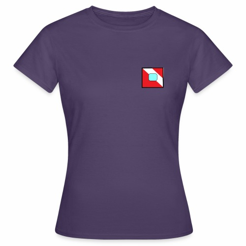 logo test - T-shirt Femme