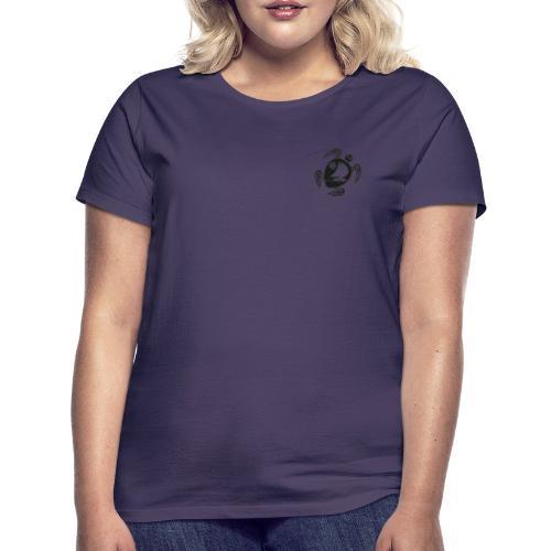 Logo without black transparent - Frauen T-Shirt