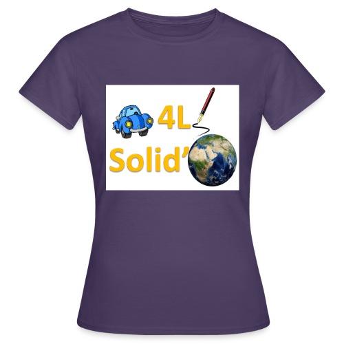 Logo grand - T-shirt Femme