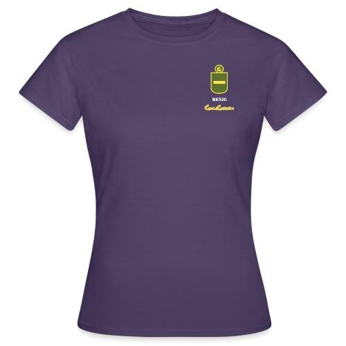 GagaGarden menig - T-skjorte for kvinner