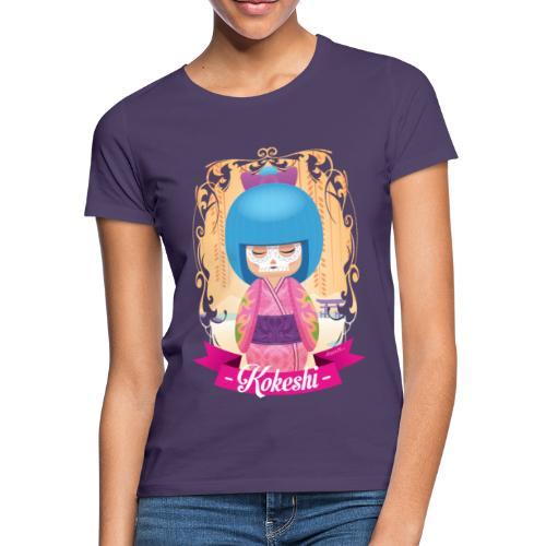 Kokeshi mod.1 - Frauen T-Shirt
