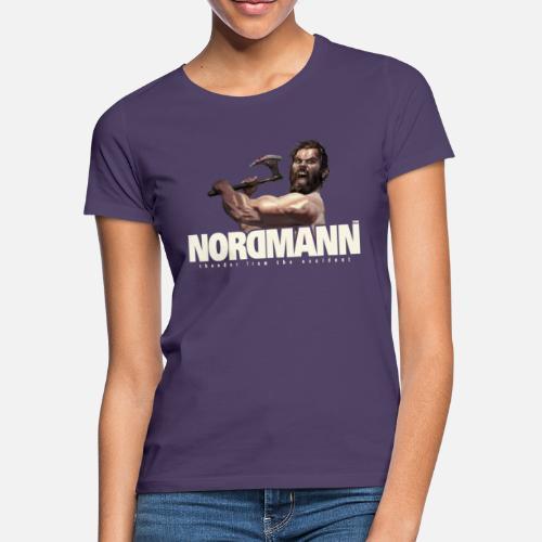 Nordmann 2 - Frauen T-Shirt