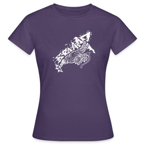 braaap w - Frauen T-Shirt