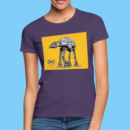 """KRAFT"" by Olof Hag - T-shirt dam"