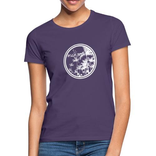 palm beach1 - Camiseta mujer