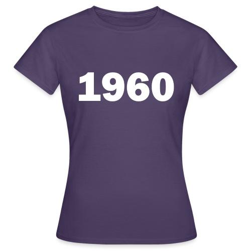 1960 - Women's T-Shirt