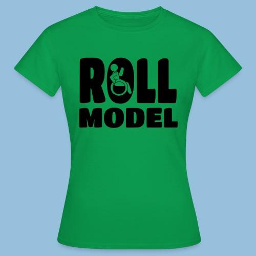 Roll model 016 - Vrouwen T-shirt