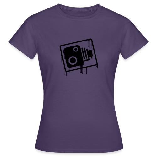 speed cam - Women's T-Shirt