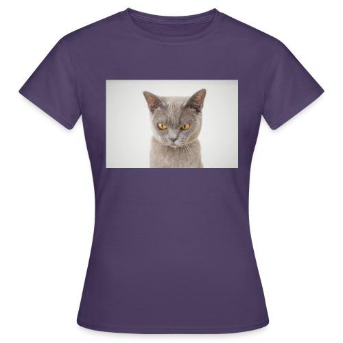Kat - Vrouwen T-shirt