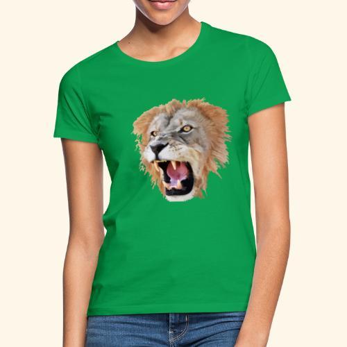 Tête de lion - T-shirt Femme