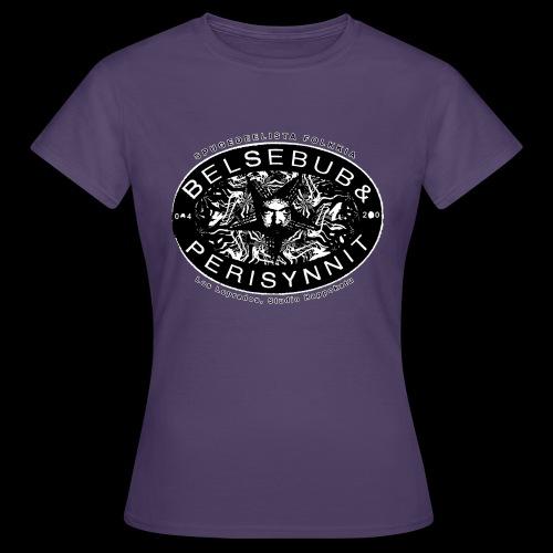 Belsebub&Perisynnit - Naisten t-paita