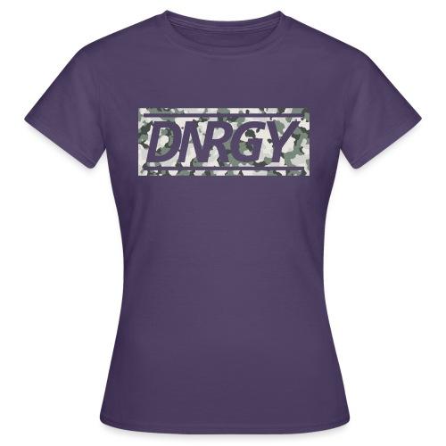 Camouflage Logo - Frauen T-Shirt