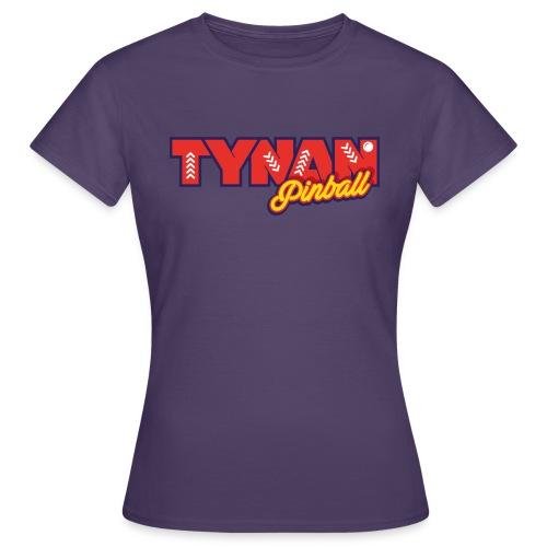 Tynan Pinball - Women's T-Shirt