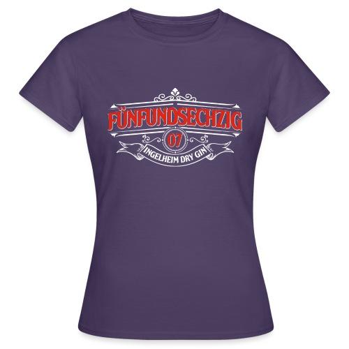 Logo rot weiss - Frauen T-Shirt