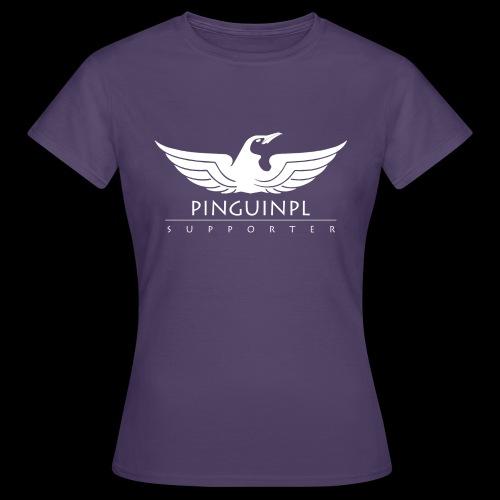 zwolennikiem Whiteline - Koszulka damska