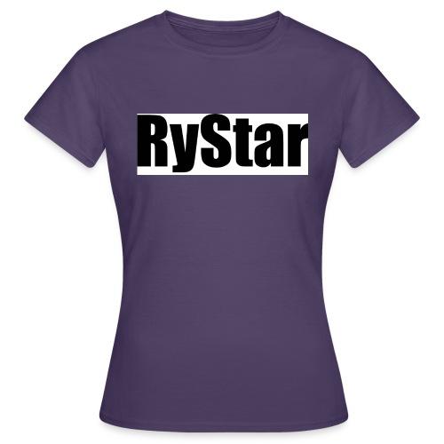 Ry Star clothing line - Women's T-Shirt