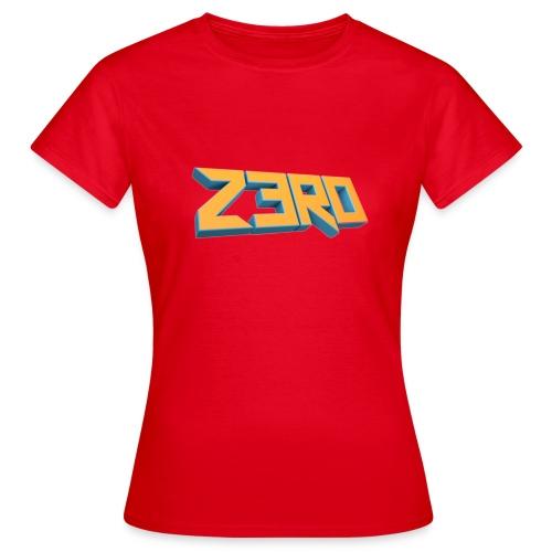 The Z3R0 Shirt - Women's T-Shirt
