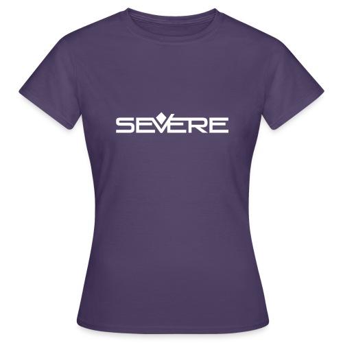 Severe logo - T-shirt Femme