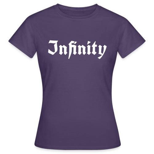 infinity 2 - T-shirt Femme