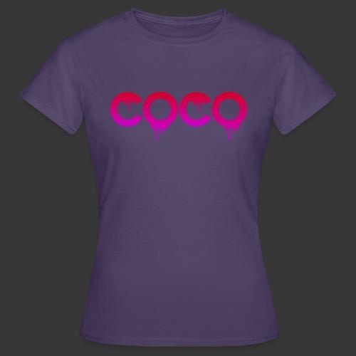 COCO LOCO RAINBOW - Women's T-Shirt