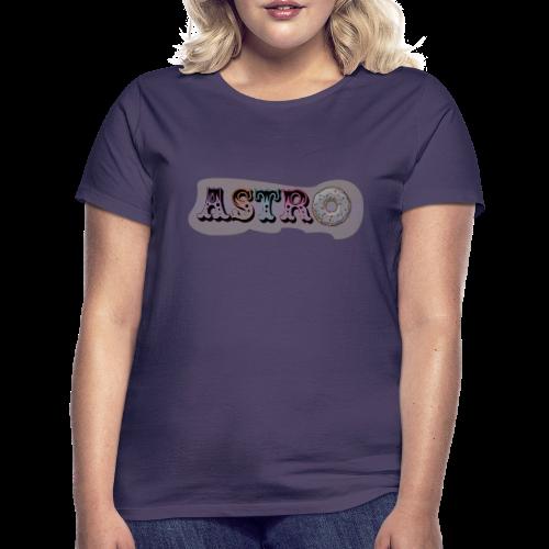ASTRO - T-shirt Femme