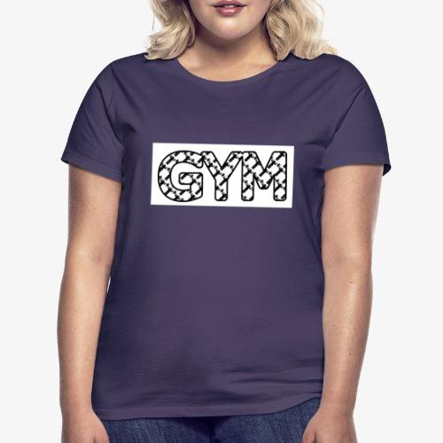 gym - Frauen T-Shirt