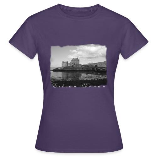 EILEAN DONAN CASTLE #1 - Frauen T-Shirt