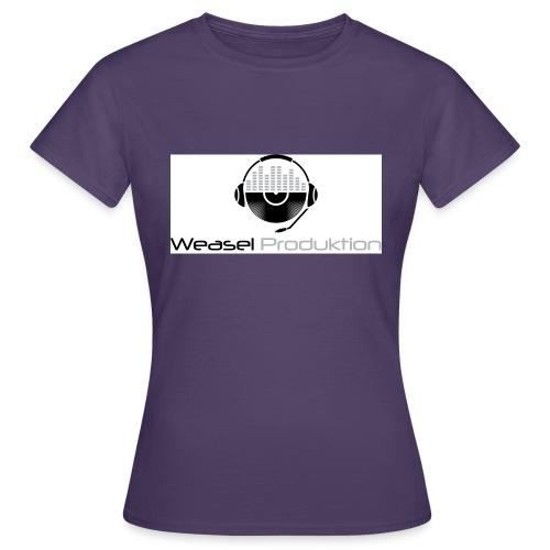 Weasel Produktion - T-shirt Femme