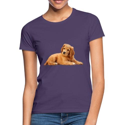 schoenenstelend blafbeest - Vrouwen T-shirt