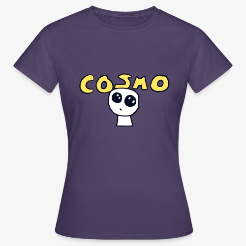 Cosmo - T-shirt Femme