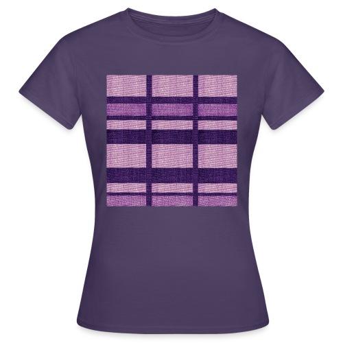 puplecolor tank top - Women's T-Shirt