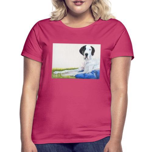 Grand danios harlequin - Dame-T-shirt