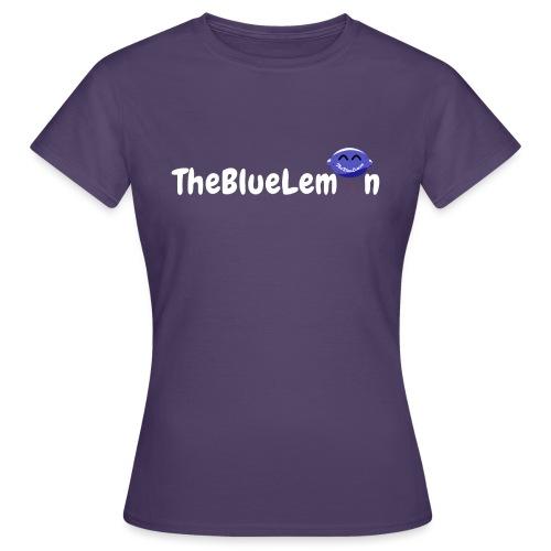 TheBlueLemon writing - Maglietta da donna