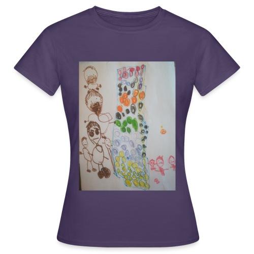 BABY BURTON - Maglietta da donna