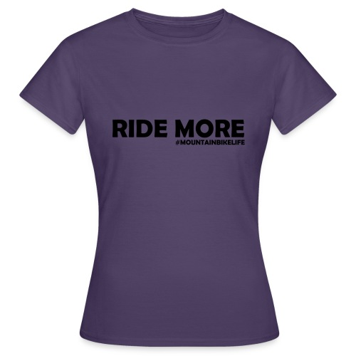 Ride mode - Dame-T-shirt