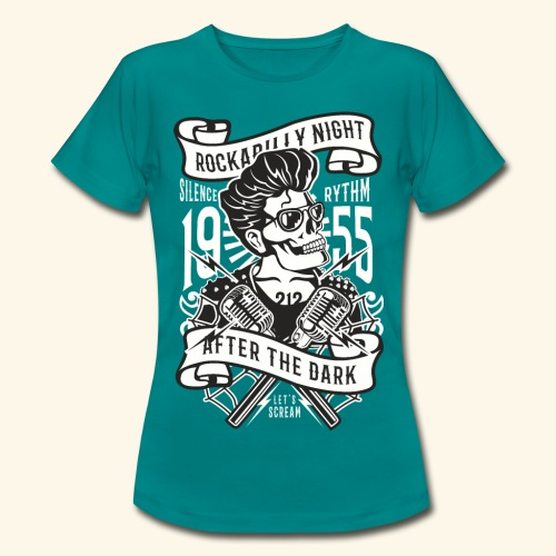 Rockabilly Night - Frauen T-Shirt